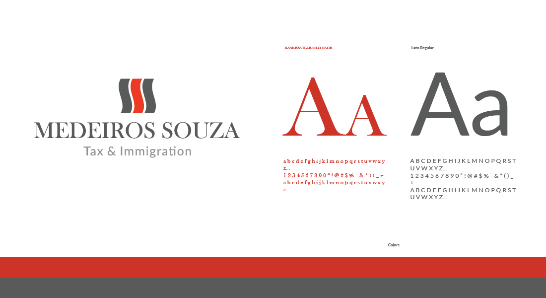 Banner | Branding made for Medeiros Souza