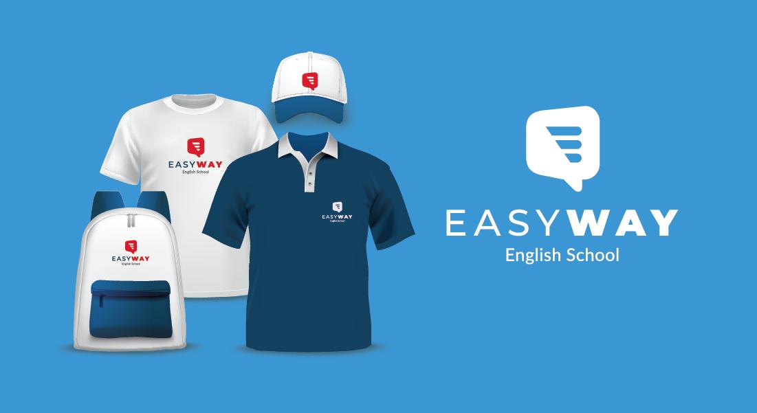 Easy Way English School Banner 002